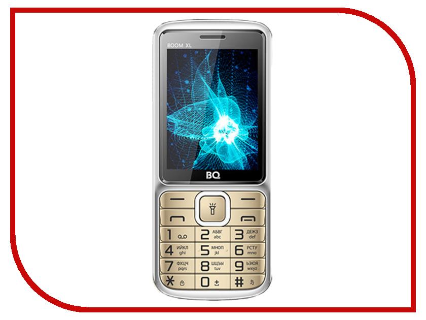 Сотовый телефон BQ 2810 Boom XL Gold сотовый телефон oukitel k6000 plus gold