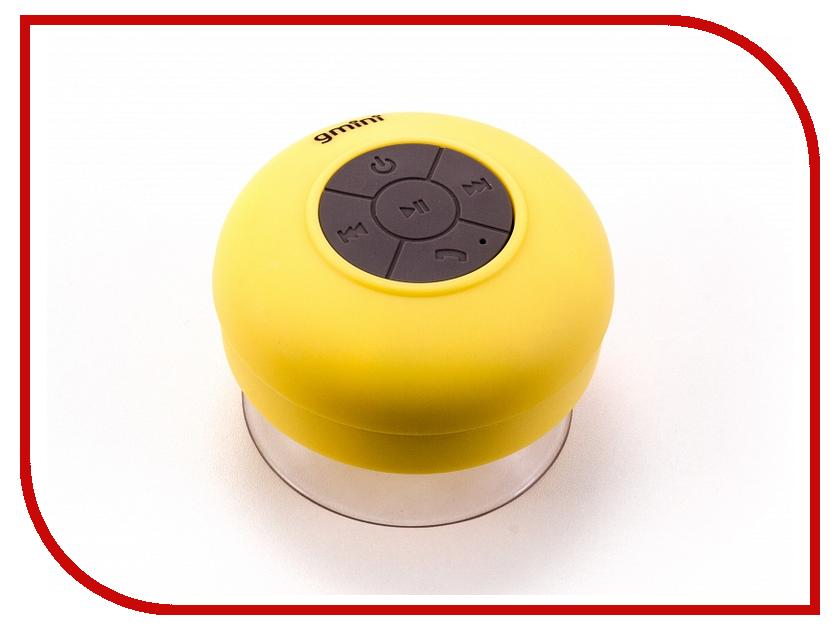 Колонка Gmini GM-BTS-025 Yellow