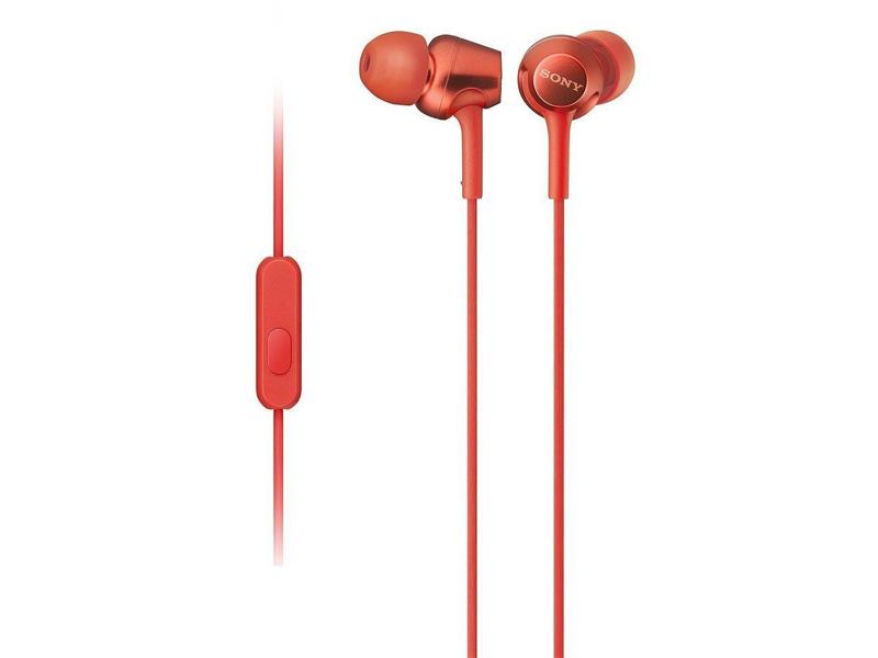 Sony MDR-EX255AP Red стоимость