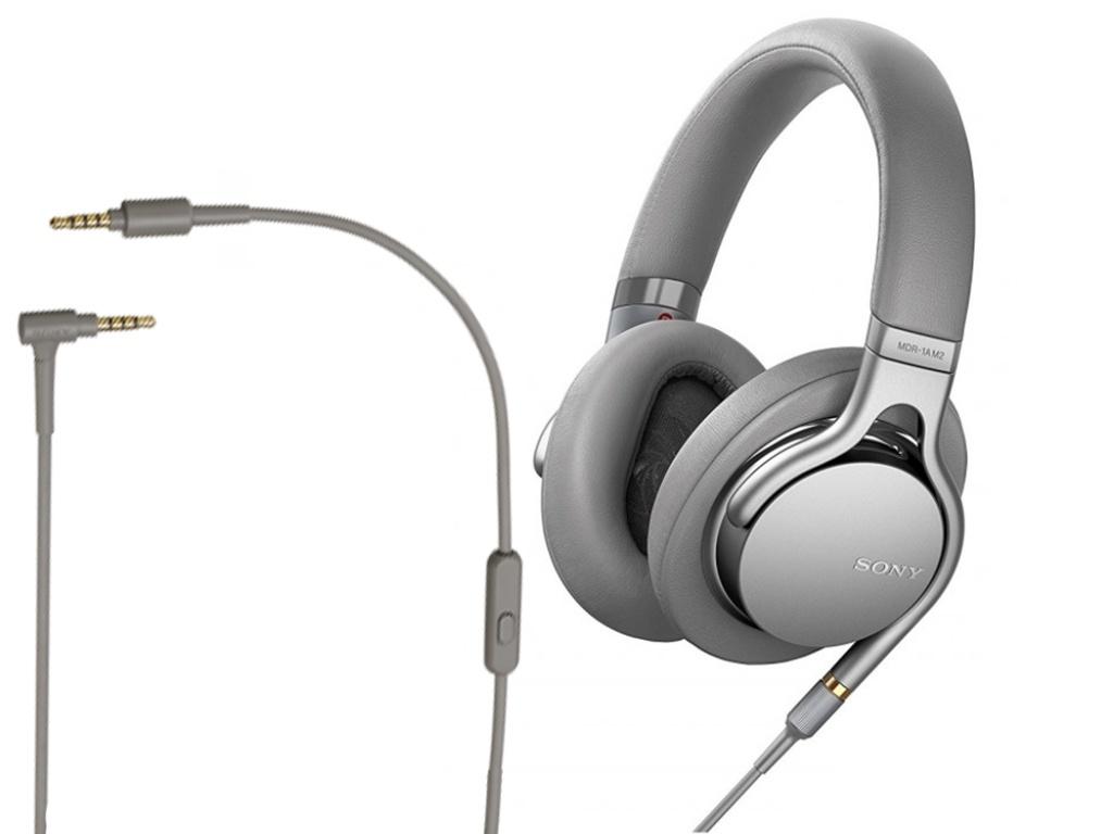 лучшая цена Sony MDR-1AM2 Silver