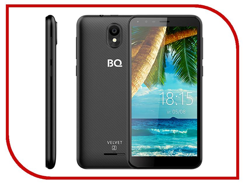 Сотовый телефон BQ 5302G Velvet 2 Black