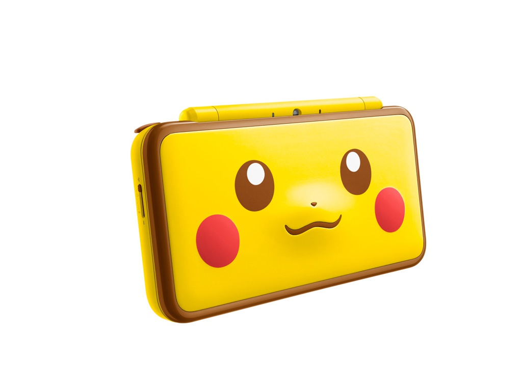 Игровая приставка Nintendo 2DS XL Pikachu Edition ConNd2D13