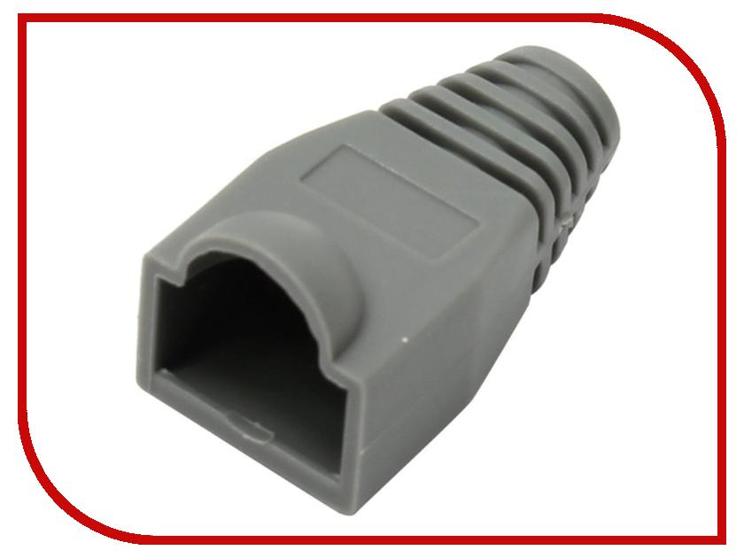 Колпачок ExeGate 205296 Grey для коннектора RJ-45 - 1шт колпачок gembird для коннектора rj 45 grey bt5gy 5 100шт