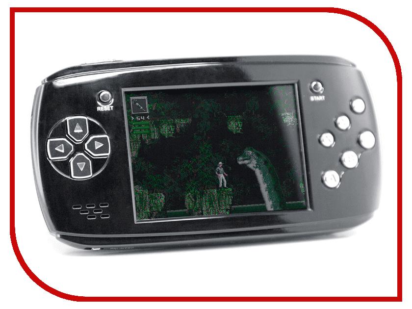 Игровая приставка DVTech Scout Classic 16 bit Black + 9 игр dvtech js35 для pc black