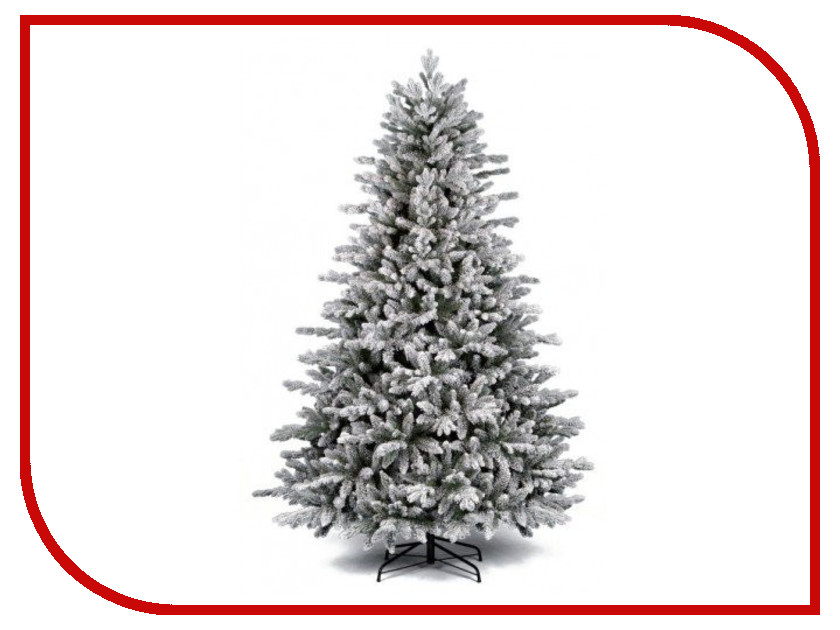 Royal Christmas Ель искусственная Nashville Flocked 1.8 м velvet flocked