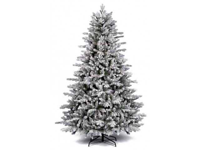 Royal Christmas Ель искусственная Nashville Flocked 1.8 м цена