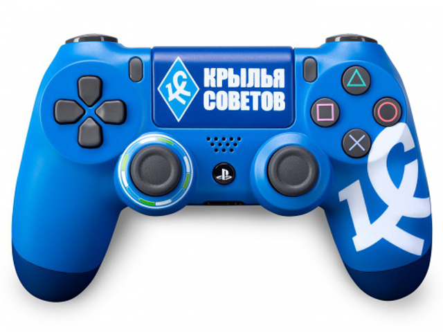 Фото - Геймпад Sony DualShock 4 V2 Крылья Советов, Крылышки CUH-ZCT2E ACPS4117 gamepad playstation 4 cuh zct2 ps4 dualshock 4 ps