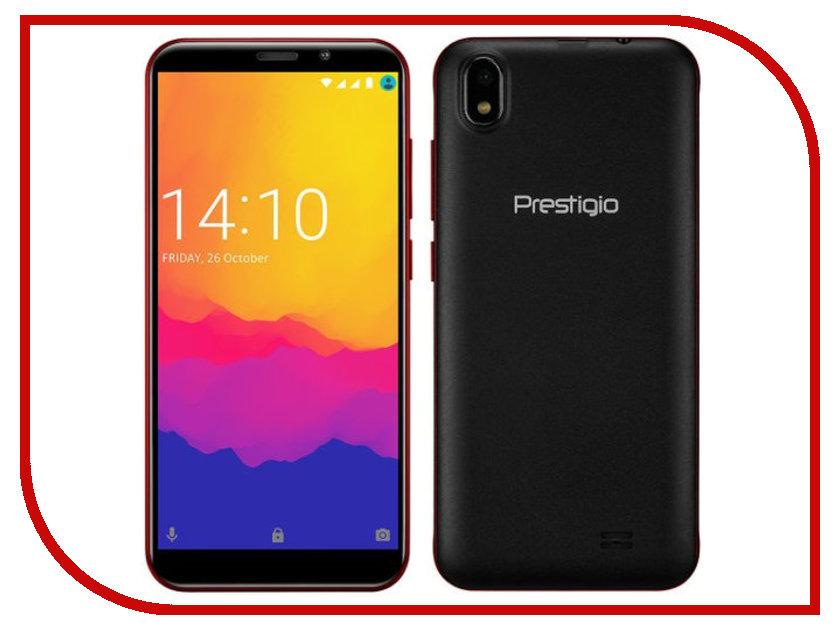 Сотовый телефон Prestigio Muze V3 LTE Red стоимость