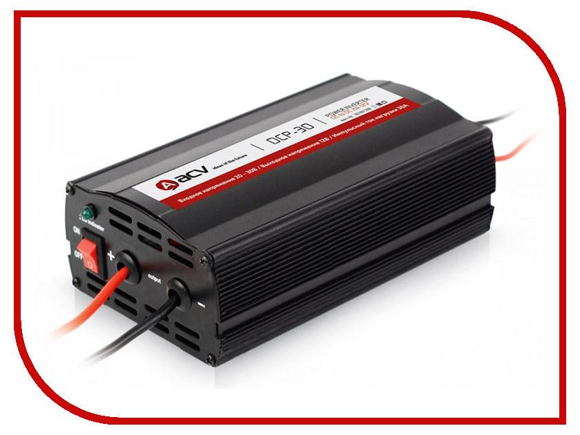 Автоинвертор ACV DCP-30 с 24В на 12В автоинвертор intelligent с 24в на 12в 2412 20