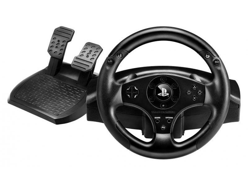 Руль Thrustmaster T80 Racing Wheel руль speedlink black bolt racing wheel pc
