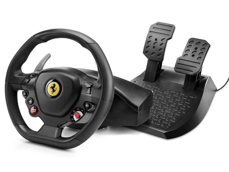 цена на Руль Thrustmaster T80 Ferrari 488 GTB Edition