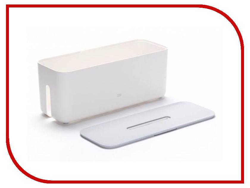 Органайзер для проводов Xiaomi Mi Storage Box портативная акустика xiaomi mi portable round box silver