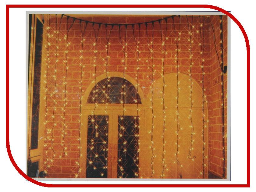 Гирлянда SnowHouse Занавес 1875 LED Transparent CLRV1875-E гирлянда snowhouse штора светодиодная oldcl625 tg e green