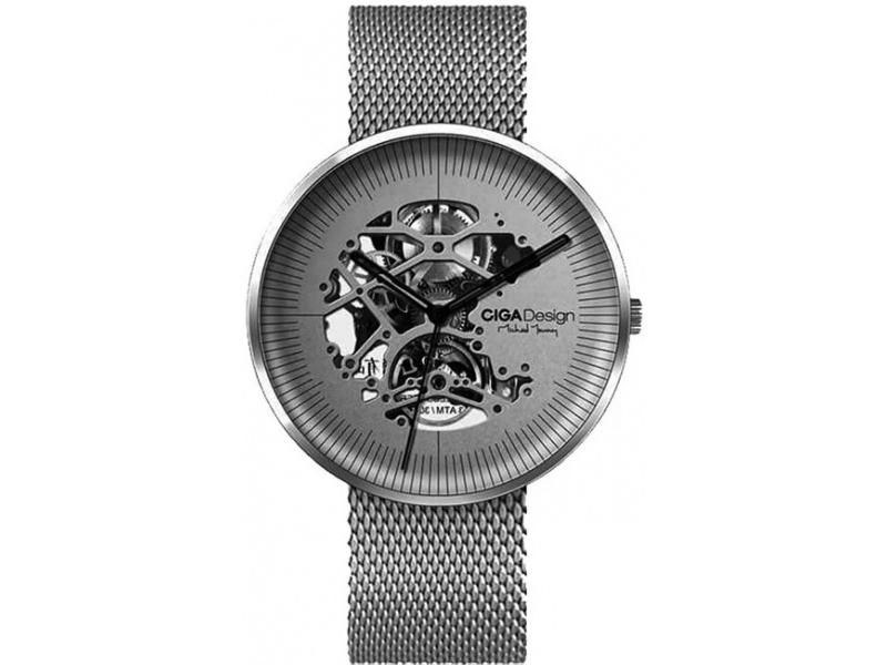 Часы Xiaomi CIGA Design Mechanical Watch Jia MY Series Silver