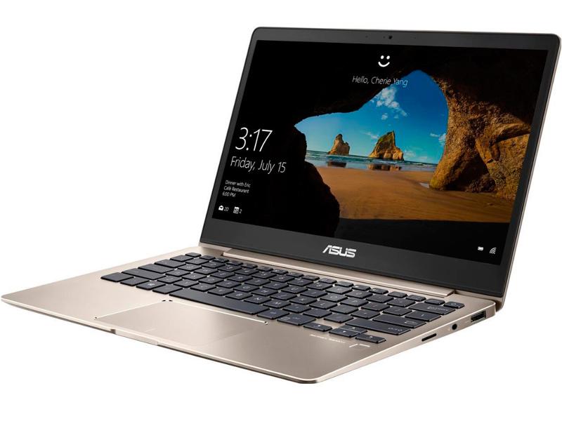Ноутбук ASUS Zenbook UX331UA-EG102T Icicle Gold 90NB0GZ5-M05130 (Intel Core i5-8250U 1.6 GHz/8192Mb/256Gb SSD/Intel HD Graphics/Wi-Fi/Bluetooth/Cam/13.3/1920x1080/Windows 10 Home 64-bit)