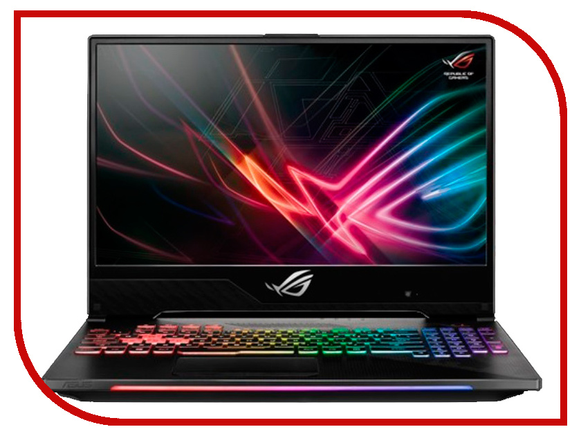 Ноутбук ASUS ROG GL704GM-EV055T Black 90NR00N1-M01100 (Intel Core i5-8300H 2.3 GHz/16384Mb/1000Gb+256Gb SSD/nVidia GeForce GTX 1060 6144Mb/Wi-Fi/Bluetooth/Cam/17.3/1920x1080/Windows 10 Home 64-bit) ноутбук asus rog gl503vm gz410t 90nb0gi2 m07240 intel core i5 7300hq 2 5 ghz 16384mb 1000gb no odd nvidia geforce gtx 1060 6144mb wi fi cam 15 6 1920x1080 windows 10 64 bit