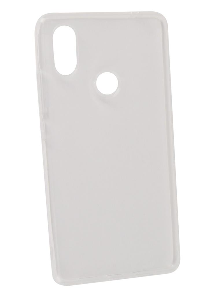Аксессуар Чехол Gecko для Xiaomi Mi8 SE White S-G-XIMI8SE-WH