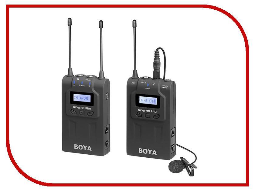 Микрофон Boya BY-WM8 Pro-K1 cm2801a cm2801a k1