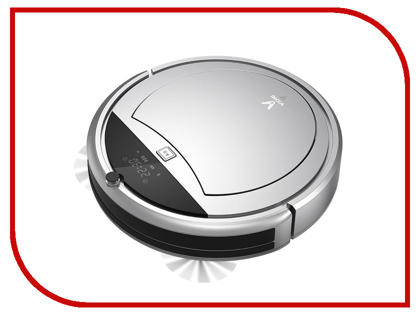 Пылесос-робот Xiaomi Viomi Internet Robot Vacuum Cleaner Silver vacuum cleaner cat dog pet tool grooming brush accessories for dyson vacuum cleaner pet exclusive removal of mite brush head