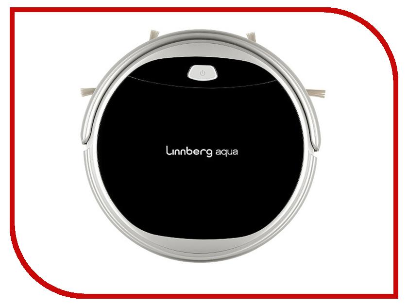 Пылесос-робот Linnberg AQUA робот пылесос iboto smart x610g aqua