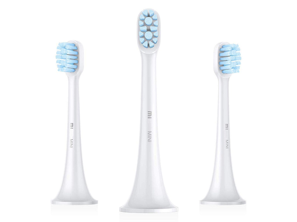 Сменные насадки Xiaomi Mi Electric Toothbrush Mini 3шт NUN4014GL