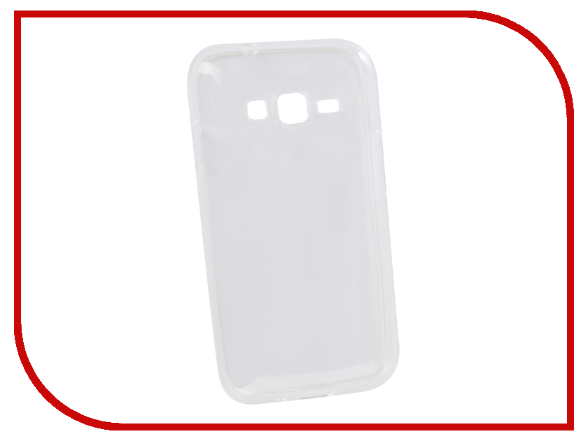 Аксессуар Чехол для Samsung Galaxy J1 Mini Prime Innovation Transparent 13177 аксессуар чехол накладка для samsung galaxy j1 mini 2016 innovation silicone 0 33mm transparent 12031