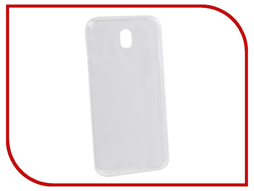 Аксессуар Чехол для Samsung Galaxy J730 Innovation Transparent 13168 аксессуар чехол для samsung galaxy j7 j730 2017 gecko transparent glossy white s g sgj7 2017 wh