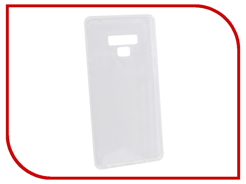 Аксессуар Чехол для Samsung Galaxy Note 9 Innovation Transparent 13175 аксессуар чехол samsung j3 2017 j330f zibelino clear view black zcv sam j330 blk