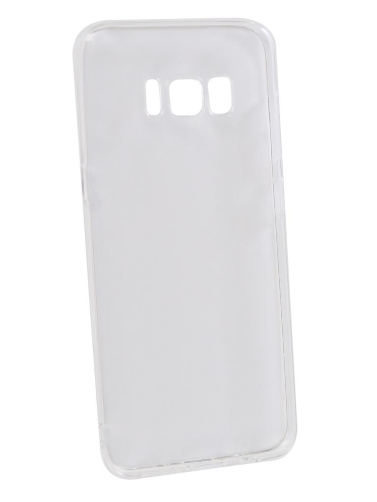 Фото - Аксессуар Чехол Innovation для Samsung Galaxy S8 Transparent 13170 аксессуар