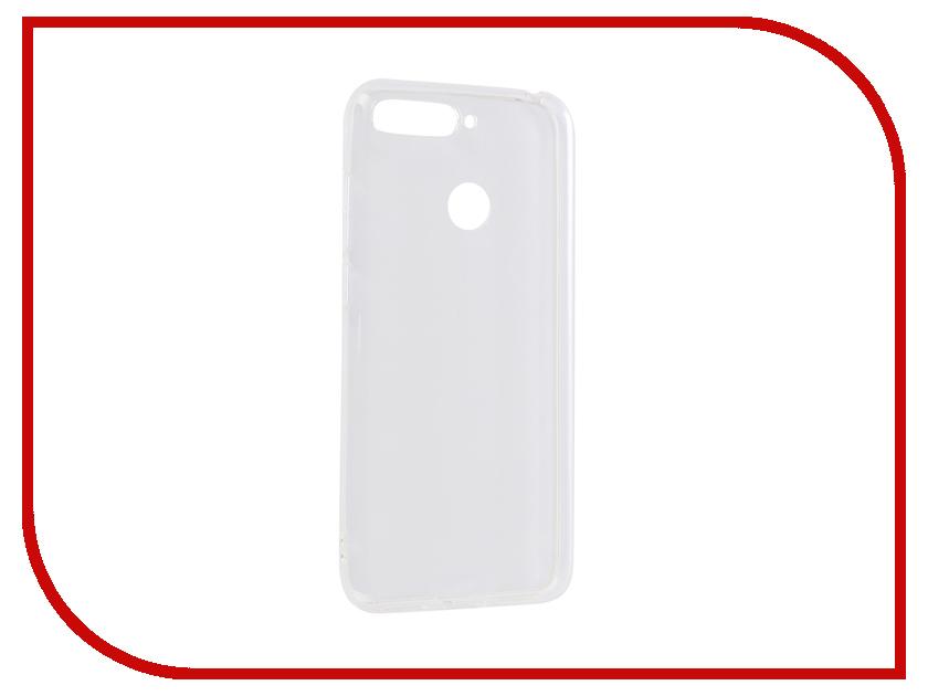 Чехол для Honor 7A Pro Innovation Transparent 13130