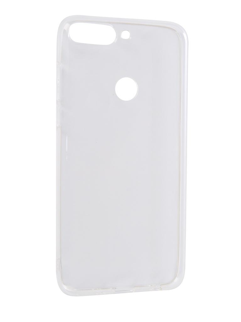 Аксессуар Чехол Innovation для Honor 7C Pro Transparent 13131
