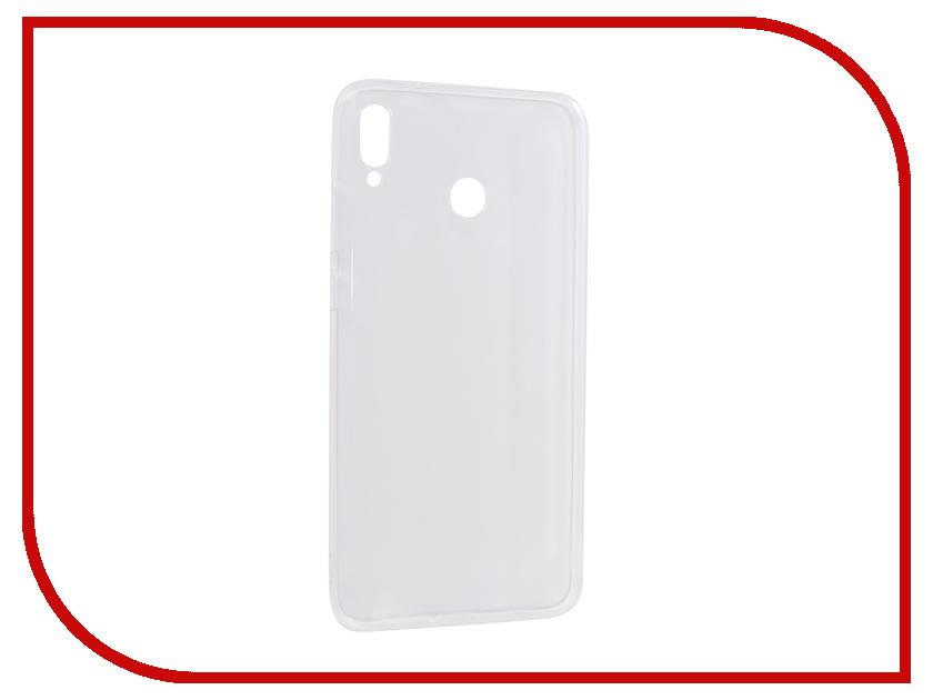 Чехол для Honor 8X Max Innovation Transparent 13139 цена