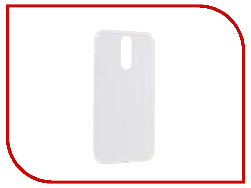 купить Аксессуар Чехол для Huawei Nova 2i Innovation Transparent 13128 по цене 600 рублей