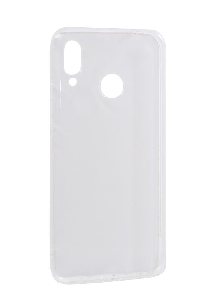 Аксессуар Чехол Innovation для Huawei Nova 3 Transparent 13122 аксессуар чехол jinga fresh gel для basco m500 transparent jingcfretr page 3 page 3