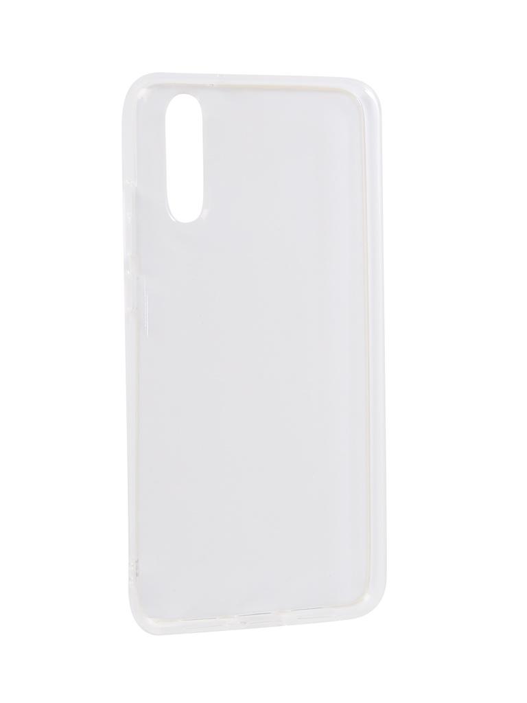 Аксессуар Чехол Innovation для Huawei P20 Transparent 13126