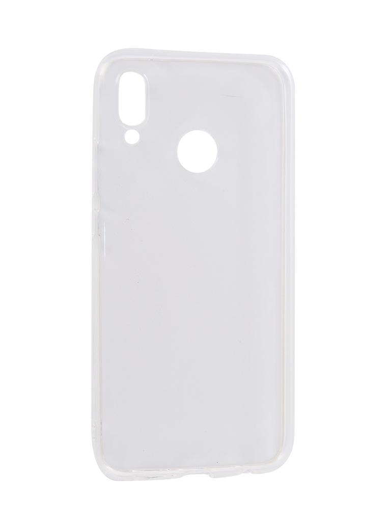 Аксессуар Чехол Innovation для Huawei P20 Lite Transparent 13120