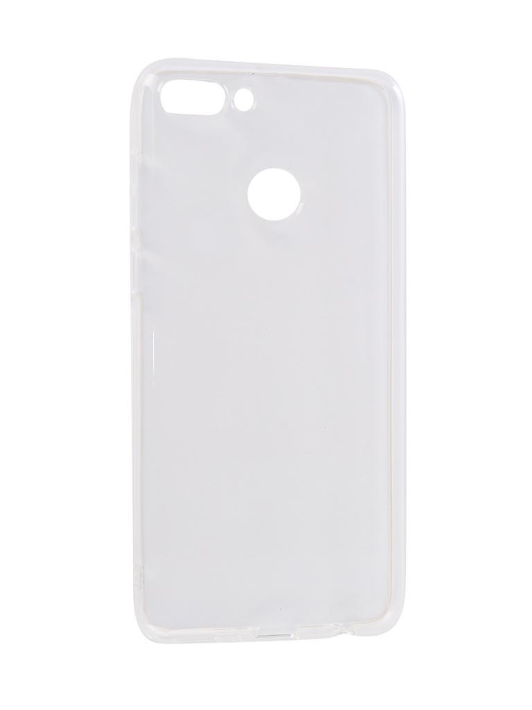 Фото - Аксессуар Чехол Innovation для Huawei Y9 2018 Transparent 13127 аксессуар