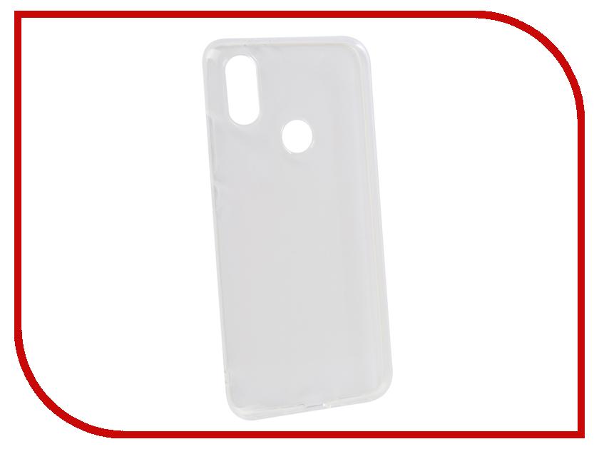 Аксессуар Чехол для Xiaomi Mi A2 Innovation Transparent 13148 аксессуар чехол 12 5 xiaomi mi laptop sleeve bag grey