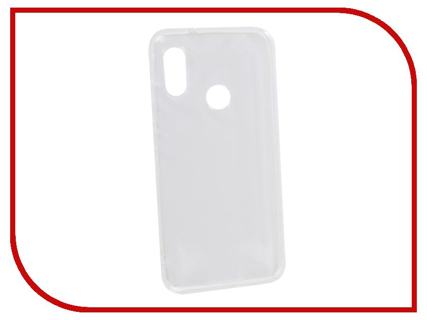 Аксессуар Чехол для Xiaomi Mi A2 Lite Innovation Transparent 13142 аксессуар чехол 12 5 xiaomi mi laptop sleeve bag grey