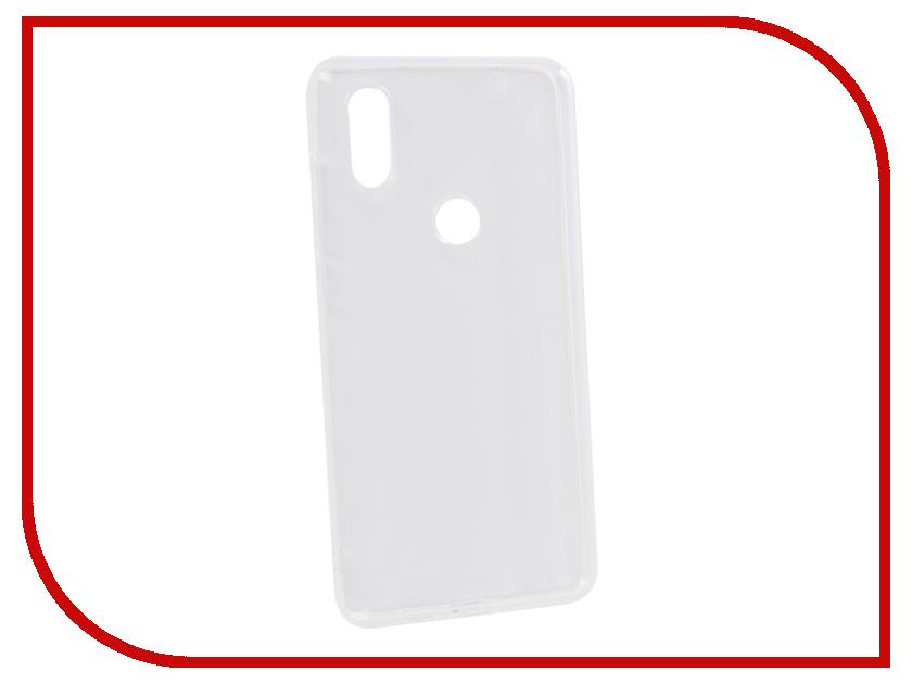 Аксессуар Чехол для Xiaomi Mi Mix 2S Innovation Transparent 13154