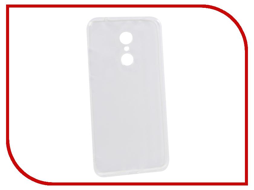 Аксессуар Чехол для Xiaomi Redmi 5 Innovation Transparent 13141 аксессуар чехол для xiaomi redmi 5a innovation transparent 13153