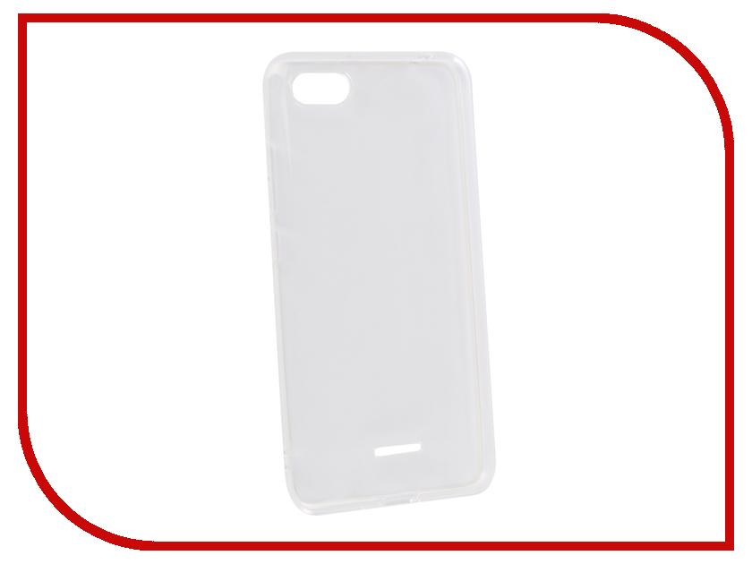 Аксессуар Чехол для Xiaomi Redmi 6A Innovation Transparent 13144 аксессуар чехол для xiaomi redmi 5a innovation transparent 13153