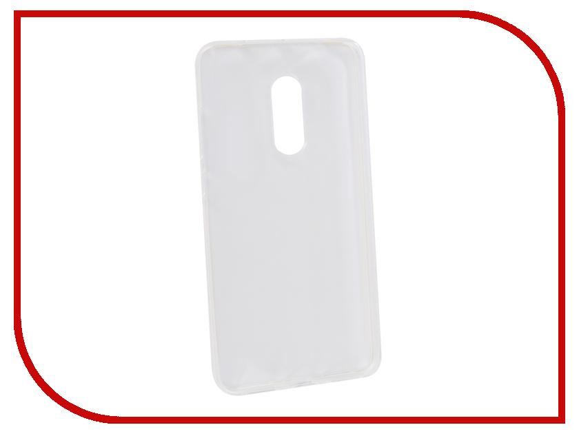 Аксессуар Чехол для Xiaomi Redmi Note 4 Innovation Transparent 13145 аксессуар чехол для xiaomi redmi 5a innovation transparent 13153