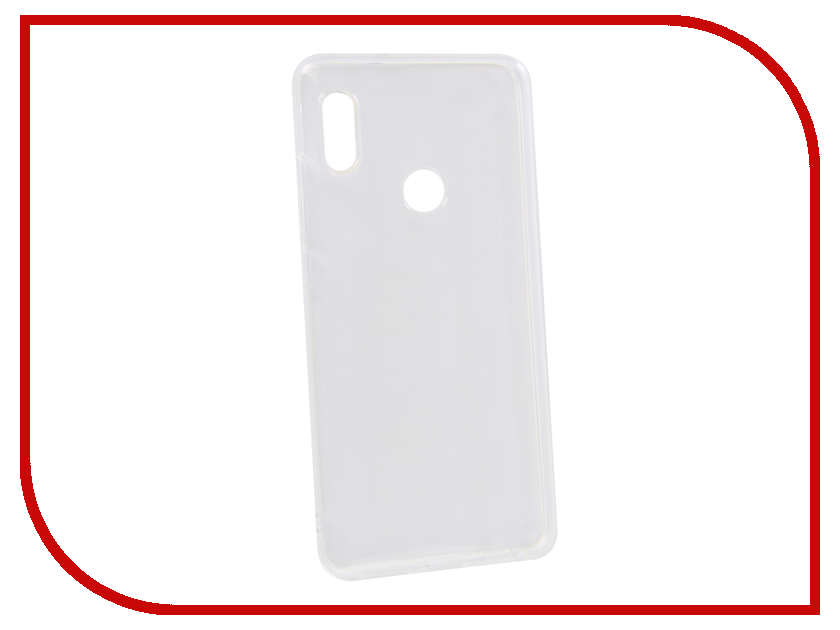 Аксессуар Чехол для Xiaomi Redmi Note 5 Innovation Transparent 13140 аксессуар чехол для xiaomi redmi 5a innovation transparent 13153