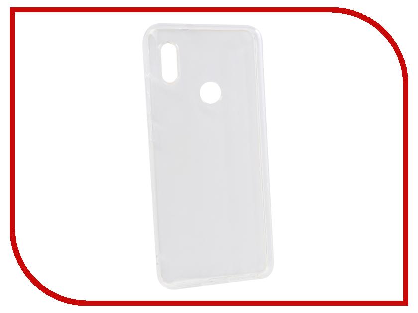 Аксессуар Чехол для Xiaomi Redmi Note 5 Pro Innovation Transparent 13152 аксессуар чехол для xiaomi redmi 5a innovation transparent 13153