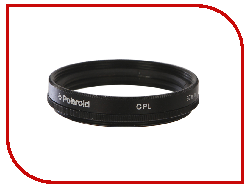 Светофильтр Polaroid CPL 37mm PLFILCPL37