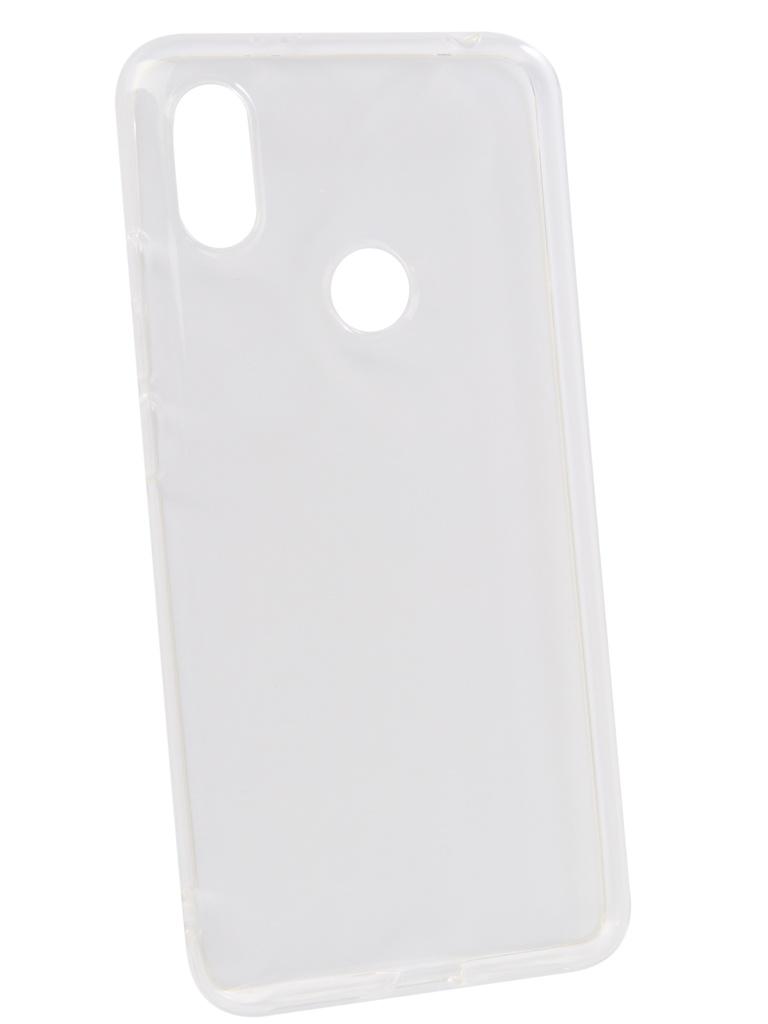 Аксессуар Чехол Innovation для Xiaomi Redmi S2 Transparent 13147