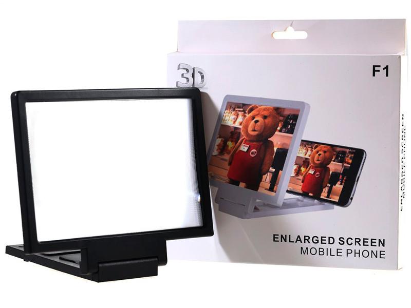 купить Увеличительный экран для мобильного телефона Palmexx 3D F1 PX/3DSCREEN-F1 дешево