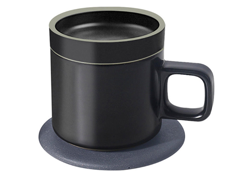 Кружка Xiaomi VH Wireless Charging Electric Cup Black