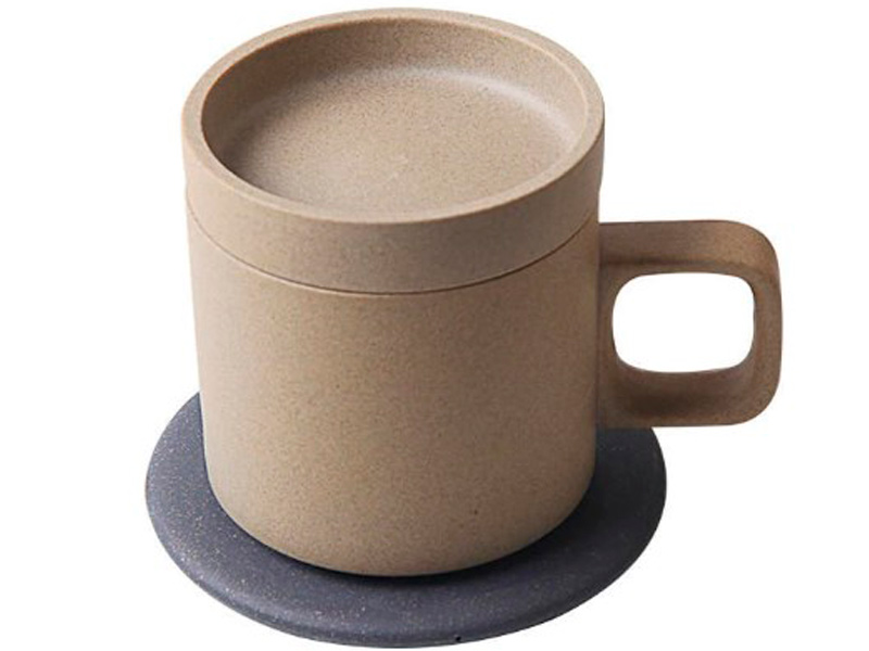 Кружка Xiaomi VH Wireless Charging Electric Cup Cream